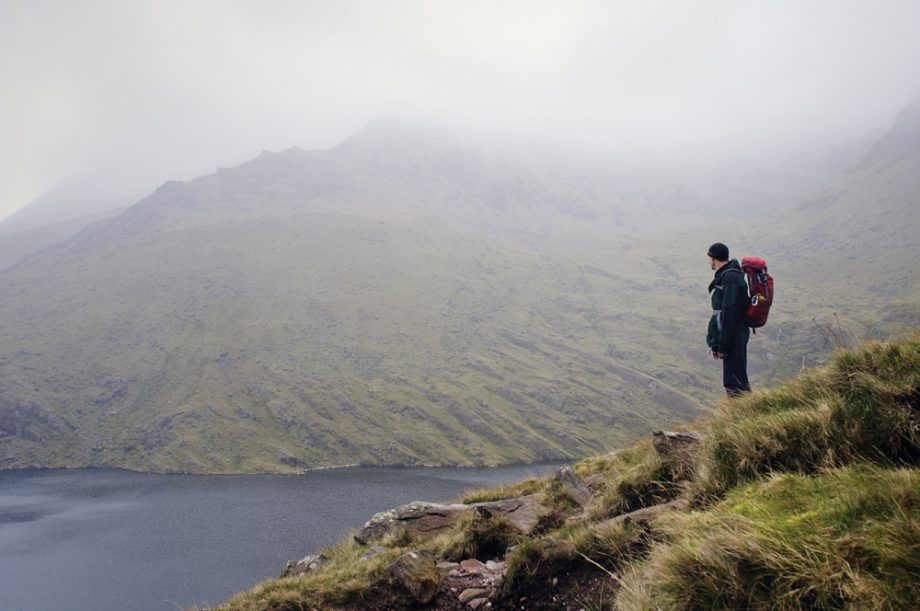 Walking routes in Ireland